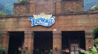 Photo of Theme Park Lost World of Tambun at 1, Persiaran Lagun Sunway 1, Ipoh 31150, Malaysia
