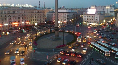 Photo of Plaza Площадь Восстания at Пл. Восстания, Санкт-Петербург 191036, Russia