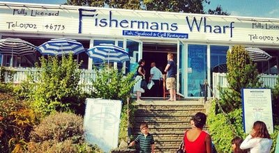 Photo of Seafood Restaurant Fishermans Wharf at Western Esplanade, Southend-on-Sea SS1 1EE, United Kingdom