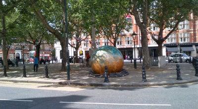 Photo of Tourist Attraction Sloane Square at Sloane Sq, London SW1W 8EG, United Kingdom