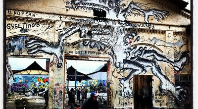 Photo of Street Art RAW Tempel at Revaler Str. 99, Berlin 10245, Germany