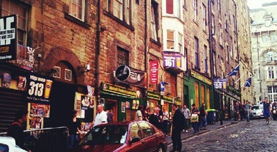 Photo of Nightclub The Hive at 15-17 Niddry Street, Edinburgh EH1 1LG, United Kingdom