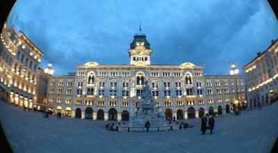 Photo of Monument / Landmark Piazza dell'Unita d'Italia at Piazza Dell'unità D'italia, Trieste 34121, Italy