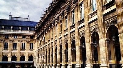 Photo of Botanical Garden Jardin du Palais Royal at 6 Rue De Montpensier, Paris 75001, France