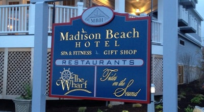 Photo of Hotel Madison Beach Hotel, Curio Collection by Hilton at 94 West Wharf Road, Madison, CT 06443, United States