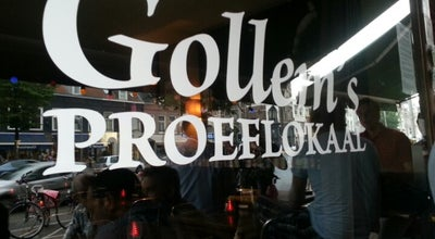 Photo of Modern European Restaurant Gollem's Proeflokaal at Overtoom 160-162, Amsterdam 1054 HP, Netherlands
