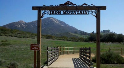 Photo of Trail Iron Mountain Trailhead at Highway 67, Poway, CA 92064, United States