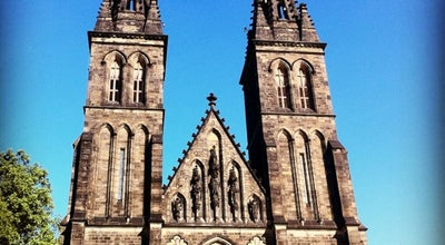 Photo of Church Basilica of St Peter and St Paul at Štulcova, Prague 12000, Czech Republic