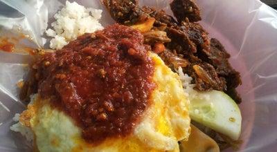 Photo of Malaysian Restaurant Nasi Lemak Ciast at Gerai 1,2,3, Shah Alam 40000, Malaysia
