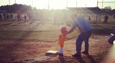 Photo of Baseball Field Tarrallton Park at Norfolk, VA 23518, United States