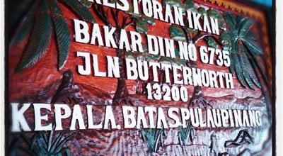 Photo of Asian Restaurant Din Ikan Bakar Kepala Batas at Jalan Butterworth, Kepala Batas 13100, Malaysia