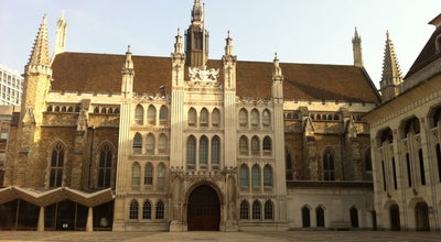 Photo of Government Building Guildhall at Gresham Street, London EC2 7HH, United Kingdom