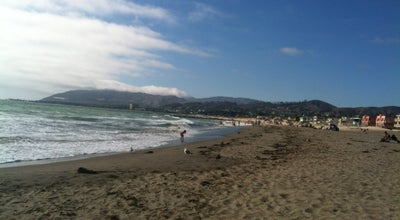 Photo of Beach San Buenaventura State Beach at 901 San Pedro St, Ventura, CA 93001, United States