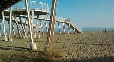 Photo of Beach Bluemoon at Lido Di Venezia, Lido di Venezia, Italy