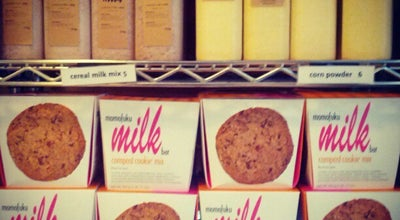 Photo of Restaurant Momofuku Milk Bar at 561 Columbus Ave, New York, NY 10024, United States