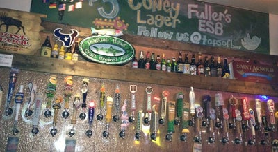 Photo of Restaurant Taps House of Beer at 5120 Washington Ave, Houston, TX 77007, United States