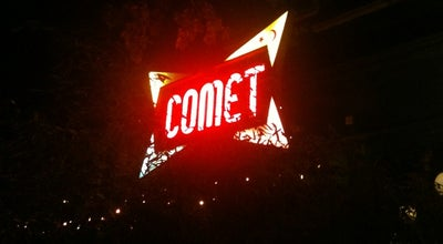 Photo of Italian Restaurant Comet Ping Pong at 5037 Connecticut Ave. Nw, Washington DC, DC 20008, United States