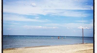 Photo of Beach Spiaggia libera at Italy