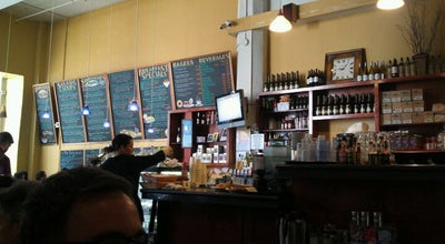 Photo of American Restaurant Maz Cafe at 36 5th St, San Francisco, CA 94103, United States