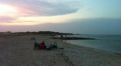 Photo of Beach State Beach (Oak Bluffs) at Seaview Ave, Oak Bluffs, MA, United States