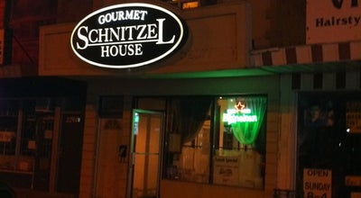 Photo of German Restaurant Gourmet Schnitzel House at 2286 Kingston Road, Toronto, Canada