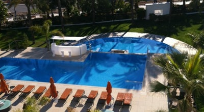 Photo of Hotel Aguas de Ibiza Lifestyle & Spa Hotel at Salvador Camacho 9, Santa Eulalia del Rio 07840, Spain