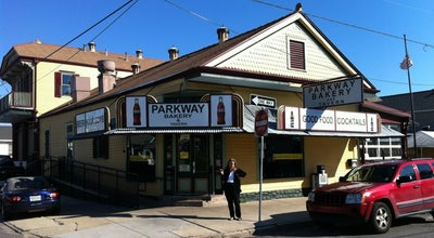 Photo of American Restaurant Parkway Bakery & Tavern at 538 Hagan Ave, New Orleans, LA 70119, United States