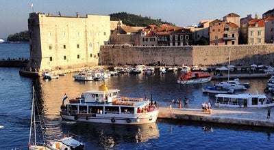 Photo of Harbor / Marina Gradska Luka (Old Port) at Pred Dvorom 1, Dubrovnik 20000, Croatia