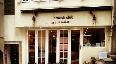 Photo of Restaurant Brunch Club at 卑利街70號地下, Hong Kong, Hong Kong