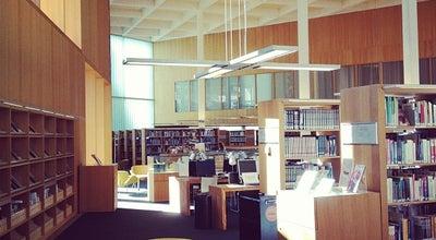 Photo of Library Turun kaupunginkirjasto at Linnankatu 2, Turku 20100, Finland