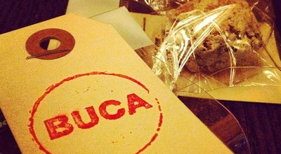 Photo of Italian Restaurant Buca at 604 King St W, Toronto, ON M5V 1E1, Canada