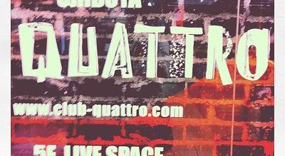 Photo of Rock Club 渋谷CLUB QUATTRO at 宇田川町32-13-4, 渋谷区 150-0042, Japan