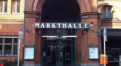 Photo of German Restaurant Arminiusmarkthalle at Arminiusstr. 2-4, Berlin 10551, Germany