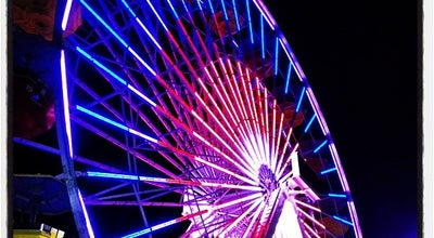 Photo of Theme Park Pacific Wheel at Pacific Park, Santa Monica, CA 90401, United States