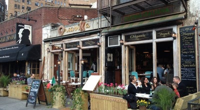 Photo of New American Restaurant Organika - Organic Bar & Kitchen at 89 7th Ave S, New York, NY 10014, United States