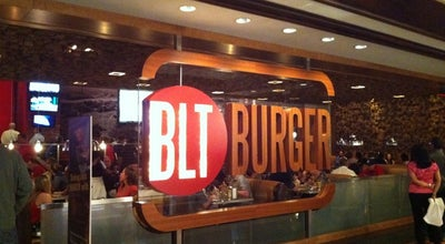 Photo of American Restaurant BLT Burger - The Mirage at 3400 Las Vegas Blvd S, Las Vegas, NV 89109, United States