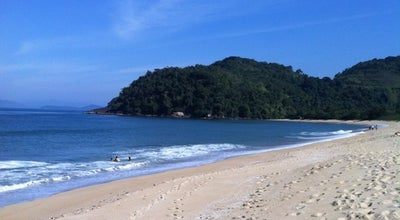 Photo of Beach Praia do Prumirim at Pr. Do Prumirim, Ubatuba 11680-000, Brazil