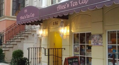 Photo of Restaurant Alice's Tea Cup at 156 E 64th St, New York, NY 10065, United States