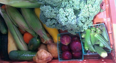 Photo of Farmers Market Urban Harvest Farmers Market at 3478 Eastside St., Houston, TX 77098, United States