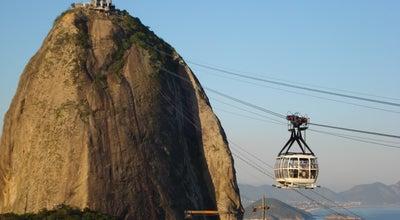 Photo of Cable Car Bondinho do Pão de Açúcar at Pça. Gen. Tibúrcio / Mro. Da Urca / Pão De Açúcar, Rio de Janeiro 22290-255, Brazil