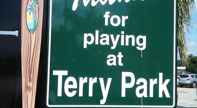Photo of Baseball Field Terry Park at 3410 Palm Beach Blvd, Fort Myers, FL 33916, United States