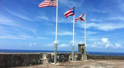 Photo of Historic Site Castillo de San Cristobal at Calle Norzagaray, San Juan 00901, Puerto Rico