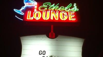 Photo of Bar Ethel's Lounge at 114 King St N, Waterloo, ON N2J 2X7, Canada