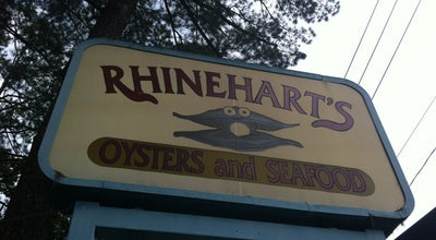 Photo of American Restaurant Rhinehart's Oyster Bar at 3051 Washington Road, Augusta, GA 30907, United States