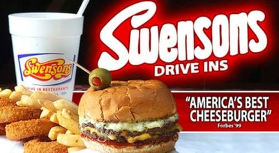 Photo of American Restaurant Swensons North Akron Drive-In Restaurants at 680 E Cuyahoga Falls Ave, Akron, OH 44310, United States
