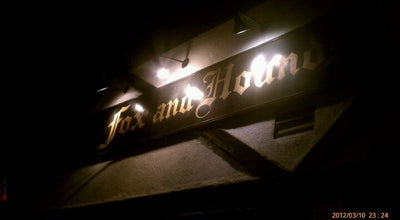 Photo of Pub The Fox & Hounds at 11110 Ventura Blvd, Los Angeles, CA 91604, United States