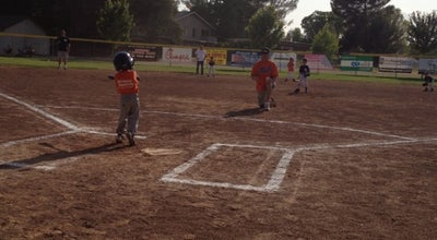 Photo of Baseball Field Tri City Little League Baseball Fields at 3rd Street, Rocklin, CA 95677, United States