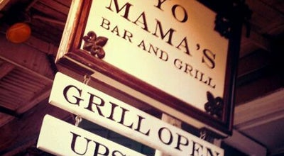 Photo of Bar Yo Mama's Bar & Grill at 727 Saint Peter St, New Orleans, LA 70116, United States