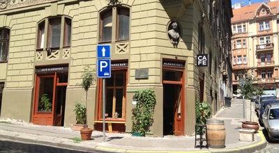 Photo of Bar Cafe Sladkovsky at Sevastopolská 17, Prague 110 00, Czech Republic