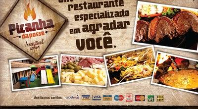 Photo of Steakhouse Picanha da Posse at R. Frei Frederico Vier, 199, Nova Iguaçu 26020-017, Brazil